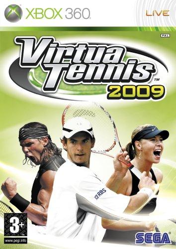 Virtua Tennis 2009 - Xbox 360 (Wii Virtua Tennis)