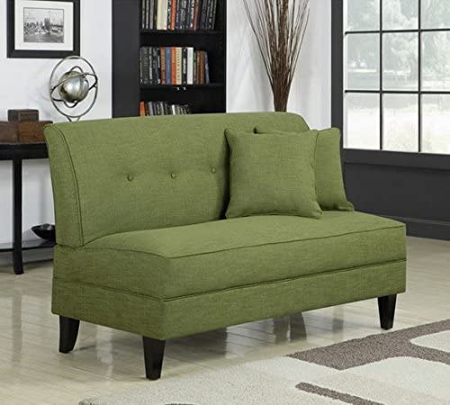 Contemporary Sofa Loveseat