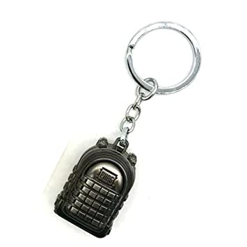 pubg niveles 3 Backpack Keyring Keychain llavero - Playe Run ...