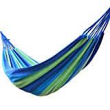 Outdoor Garden Hammock Hang Bed Travel Camping Swing Outdoor Sleeping