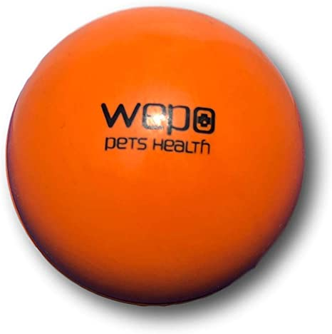 WEPO Perros juguete pelota L robusto lanzamiento caucho natural I ...