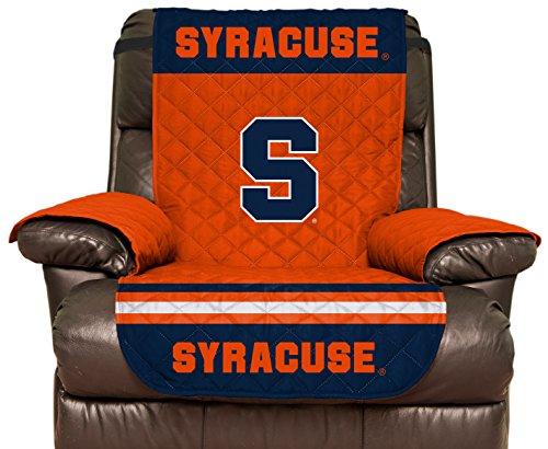Syracuse Orange Recliner Syracuse Leather Recliner