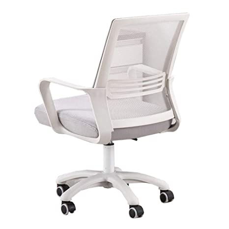 Admirable Amazon Com Qqxx Office Chair Ergonomic Mid Back Swivel Mesh Gmtry Best Dining Table And Chair Ideas Images Gmtryco