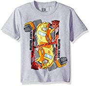 Transformers Boys' Little Boys' Bumble Bee Short-Sleeved T-Shirt