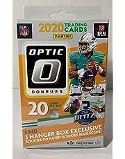2020 Panini Donruss Optic NFL Football Hanger Box (20 Cards/Box)