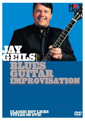 Jay Geils: Blues Guitar Improvisation