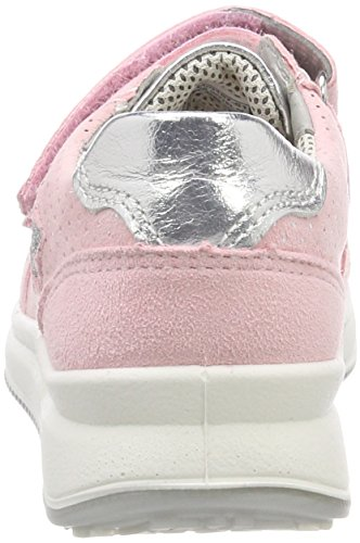 Superfit Mädchen Merida Sneaker Pink (Rosa Kombi)