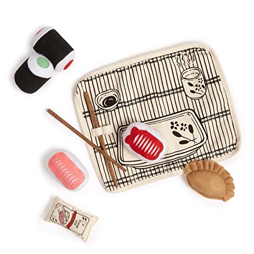 Seedling Littles Let's Roll! I Heart Sushi Kit for Toddlers Ages 2-4