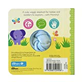 Mommy and Me Finger Puppet Board Book