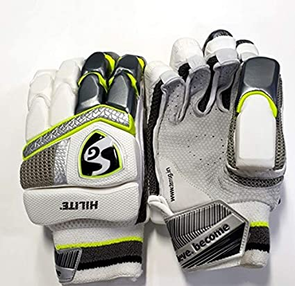 shoes for cheap really cheap detailed look Buy SG Hilite Cricket Batting Gloves- Mens- RH (15+)-2019 ...