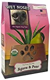 Wet Noses All Natural Dog Treats, Made In Usa, 100% Usda Certified Organic, Non-Gmo Project Verified, Agave & Pear, 14 Oz Box For Sale