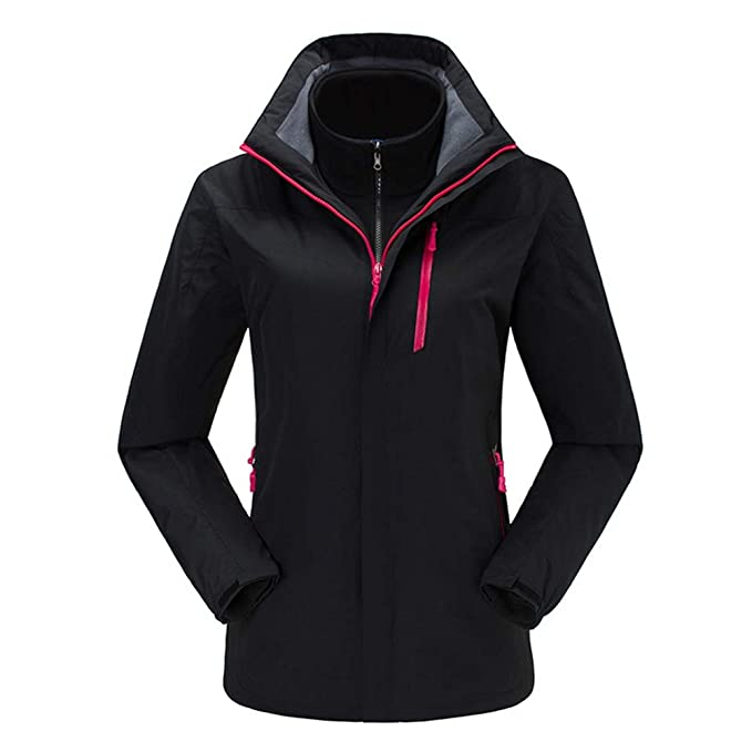Amazon.com: Insun Womens Warm Waterproof Outdoor Fleece 3 ...