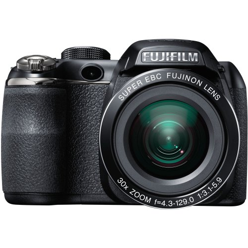 Fuji Finepix Digital Slr - 8