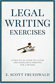 legal writing tips Throughout your career as a lawyer, you'll be judged professionally on two main things: your interpersonal skills and your writing although the requirements of.