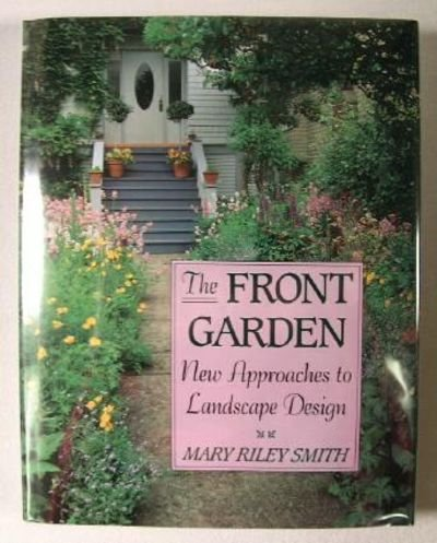 Cheap  The Front Garden: New Approaches to Landscape Design