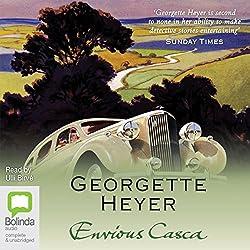 Envious Casca: Inspector Hemingway Series, Book 2