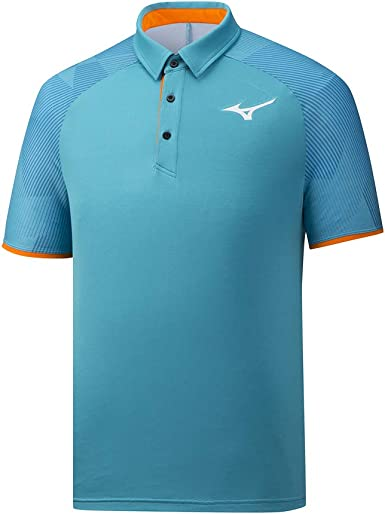 Mizuno Shadow Camisa de Polo, Hombre: Amazon.es: Ropa y accesorios