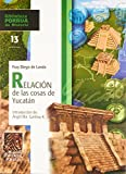 img - for Relacion De Las Cosas De Yucatan (Spanish Edition) book / textbook / text book