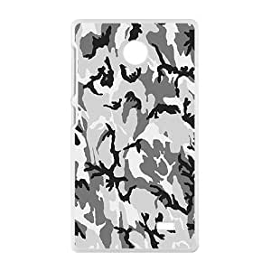 Camouflage Phone Case for Nokia Lumia X