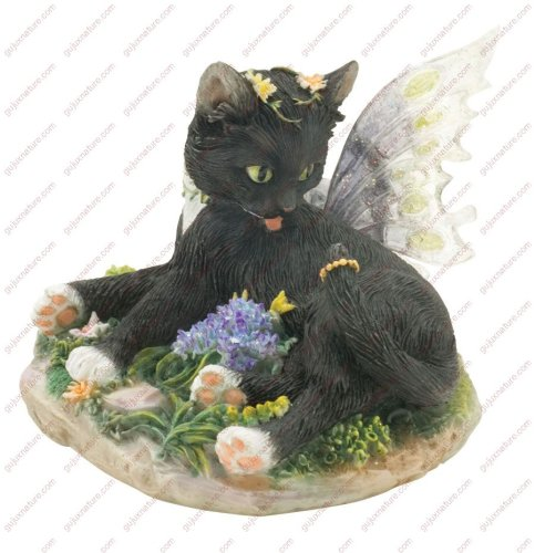 """Faerie Glen Cat Fairy """" Zoe"""""""
