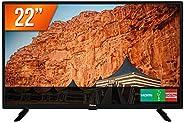 TV LED 22'' Philco PTV22G50D Full HD 2 HDMI 1 U