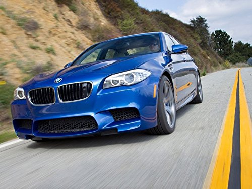 2013 BMW M5: A Wolf in Sheep's Clothing