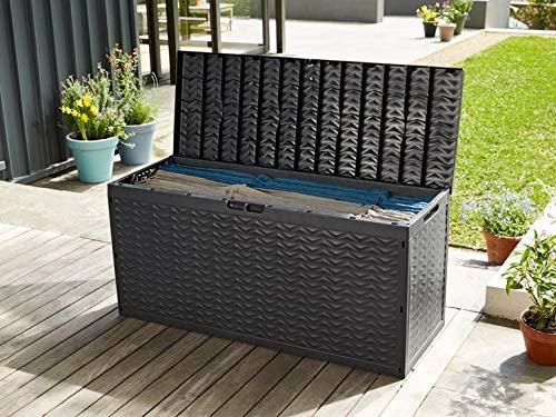 Florabest Garden Chest Universal Storage Box 119 x 45 x 58 cm