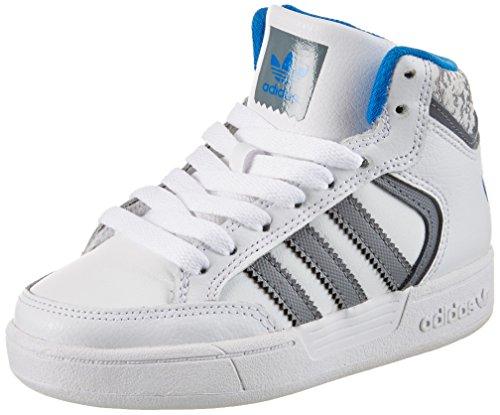 adidas Varial Mid - Zapatillas Unisex Niños Blanco (Ftwr White/grey/bluebird)