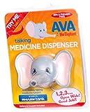 Ava the Elephant Talking Children's Medicine Dispenser