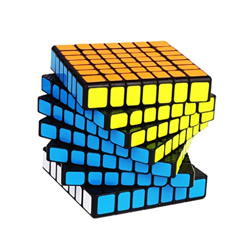 NSST 7th-Order Speed Magic Cube Puzzle High-end Magnetic