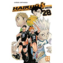 Haikyu !! - Les As du volley T28 (French Edition)