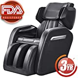 Massage Chair Recliner, Zero Gravity Full Body Shiatsu Luxurious Electric Massage Chair with...