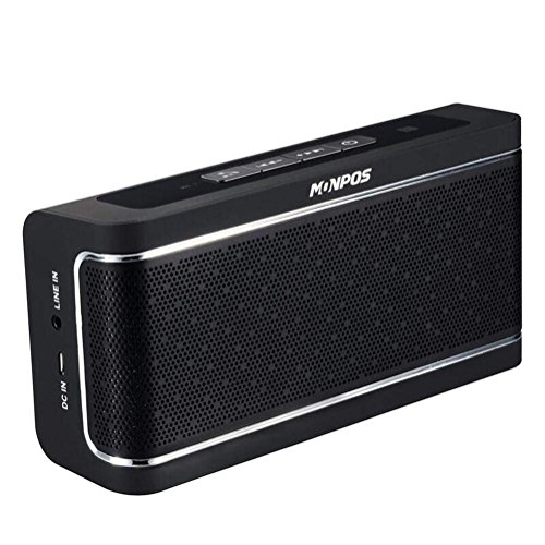 NAERFB Bluetooth wireless speakers NFC Bluetooth Handsfree Bluetooth audio C5-1 Fashion Portable Speaker