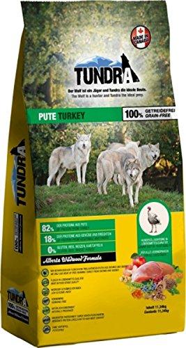 Tundra Dog Turkey 25lbs grain-free dry Dog food