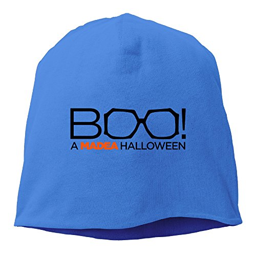 PHOEB Men Women US Comedy Horror Film Beanie Hat Cap Ski Hat Caps That Will Fit Your Head Perfect (Madea's Halloween Cast)