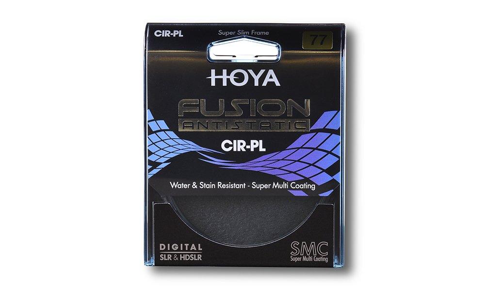 Filtro Hoya Fusi/ón PL-CIR Color Negro 95 mm