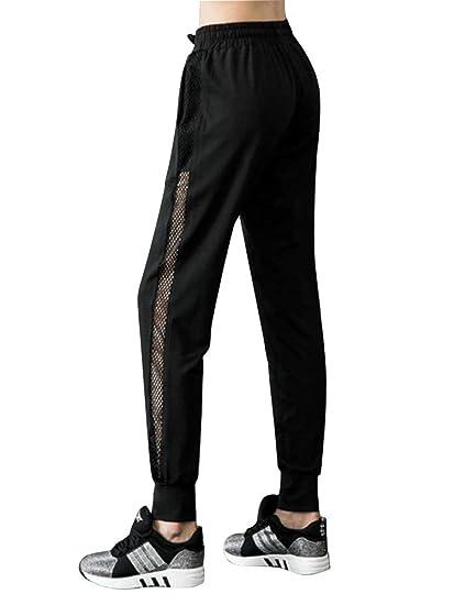 Phorecys Pantalones Deportivos Informales para Mujer, Pantalones ...