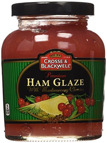 Brown Sugar Glaze - Crosse & Blackwell Ham Glaze 10 Ounce (Pack of 1)
