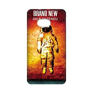 Custom Brand New Band Deja Entendu Album Astronaut Art Design Popular Hard Plastic Cover Case (HD Image) For HTC One M7