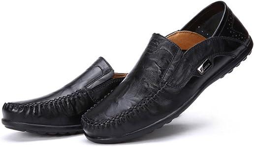 Amazon.com | Zapatos De Hombre Mocasines Casuales ...