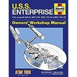STAR Trek USS Enterprise MANUALE 2151 in poi-Nuovo Manuale Haynes Officina Proprietari Manuale
