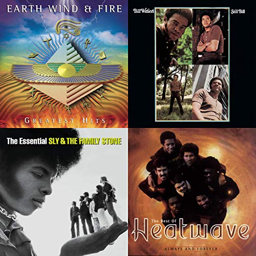 Earth, Wind & Fire and More (Sly And The Family Stone Greatest Hits)