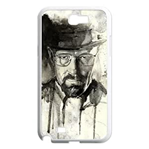 Breaking Bad Wholesale DIY Cell Phone Case Cover for Samsung Galaxy Note 2 N7100, Breaking Bad Galaxy Note 2 N7100 Phone Case