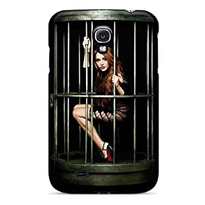 Defender Case For Galaxy S4, Miley Cyrus 48 Pattern
