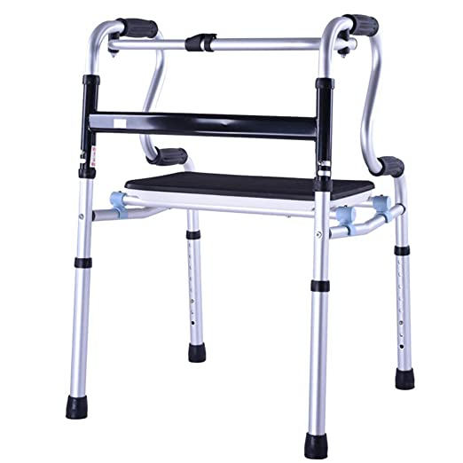 Caminante para personas mayores y discapacitadas, andador ...