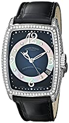 Armand Nicolet Women's 9631V-NN-P968NR0 TL7 Classic Automatic Stainless-Steel with Diamonds Watch