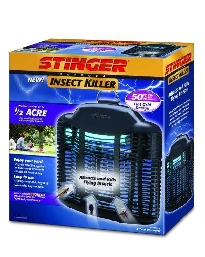 Stinger 1/2 Acre Flat Panel Zapper