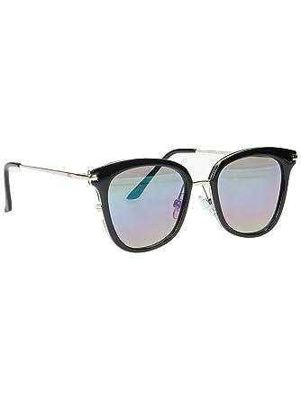 55f1381e36ca vans PIPER SUNGLASSES Sunglasses, Black (Black-Gold), 1: Amazon.co.uk:  Clothing