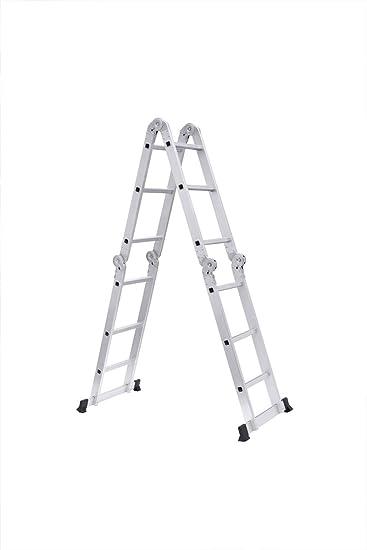 Coamer T32 Escalera multiusos (aluminio): Amazon.es: Bricolaje y herramientas