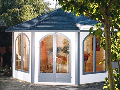 Wolff Finn Casa Carpa Lugano de 42 a natural: Amazon.es: Jardín